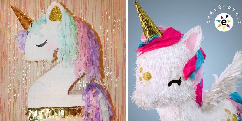 Piñata de Unicornio